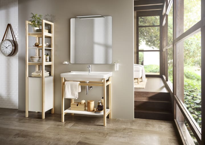 Solutions Meuble Et Lavabo Collections Roca