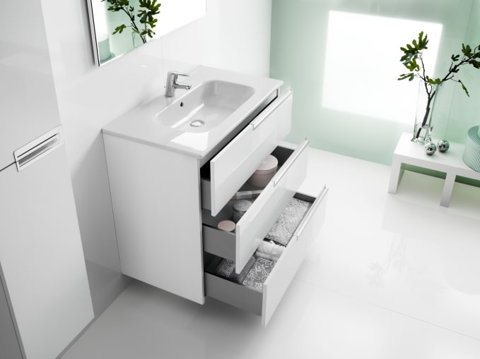 Victoria N Solutions Meuble Et Lavabo Collections Roca